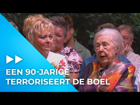 Is deze 90-jarige buurvrouw de boel aan het TERRORISEREN?! | Mr. Frank Visser doet uitspraak