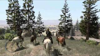 Red Dead Redemption - Teil 5 der Gameplay-Reihe: Multiplayer Free Roam