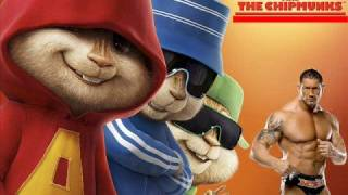 Alvin & The Chipmunks WWE Themes: Batista