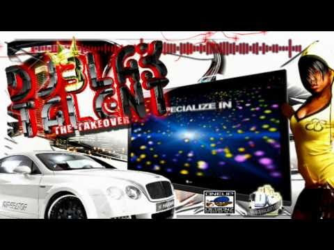 Aidonia Evil Head quick fire remix and motion graphic demo prod by DJBLAKTALENT.mov