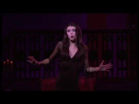 Gianna Huckaby performs Just Around the Corner - The Addams Family - Folsom High School