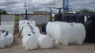 Plastic Storage Tanks at Sievers Poly Tanks - Texas | 866-866-8611
