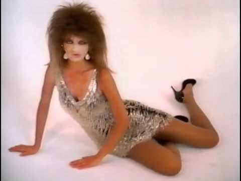 Paulina Porizkova Video photo shoot, 1983