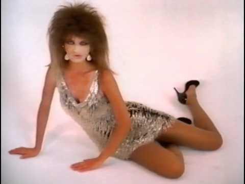 Paulina Porizkova Video photo shoot, 1983