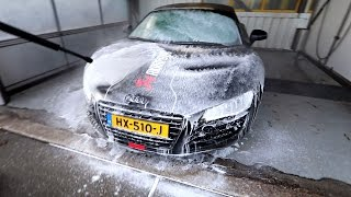 This R8 Got Smoked During The Season Closure