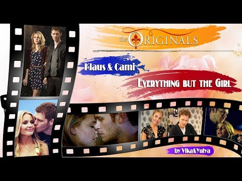 Klaus & Cami || Клаус и Ками -  Everything but the girl