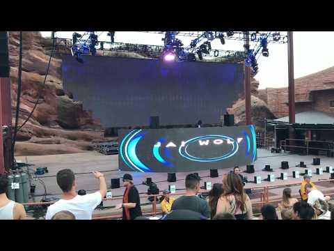 Jai Wolf - Live @ Red Rocks Amphitheatre 6/11/17