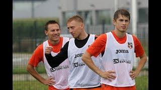 «Урал» готовится к матчу с «Анжи»