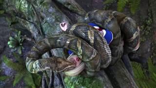 Jungle Snake Vore