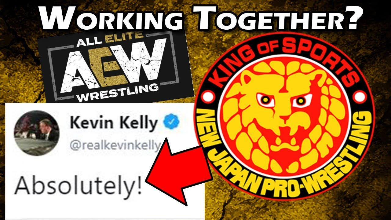 NJPW Partnership and Time Warner TV Deal with All Elite Wrestling? - AEW  Rumors and News