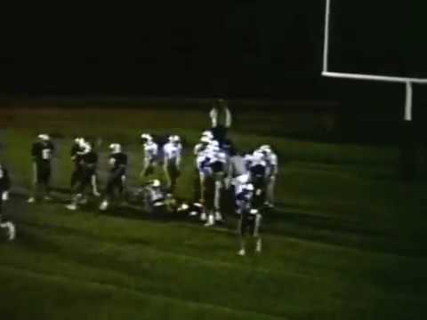 Elkville at Sesser Valier High School Football