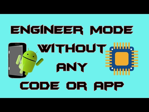 OMG!! Engineer mode without any code or app! || Tech Guys
