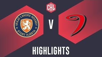 Highlights: Växjö Lakers vs. JYP Jyväskylä | CHL Final