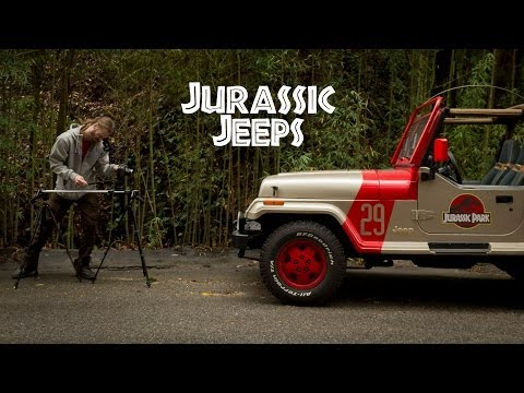 1993 Jeep Wrangler YJ - JURASSIC JEEPS from YouTube · Duration:  6 minutes 50 seconds