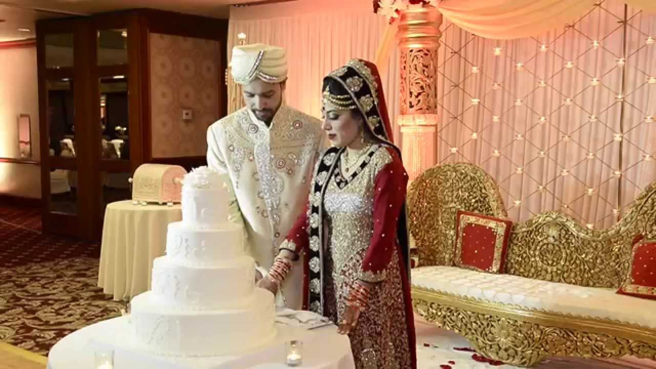 Wedding Highlights Of Anam Amp Zahid Youtube