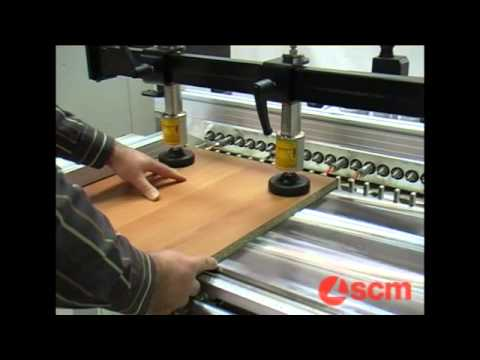 SCM Startech 27 Drilling Machine | Scott+Sargeant Woodworkin