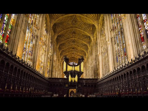 Cambridge - King's College Chapel