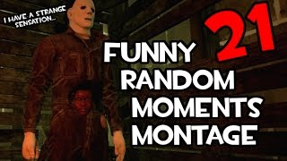 Dead by Daylight funny random moments montage 21