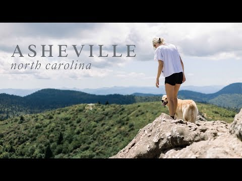 24 Hours In Asheville NC | Mountain Van Life