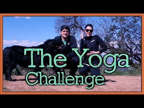 THE Acro YOGA CHALLENGE w Rick Malambri