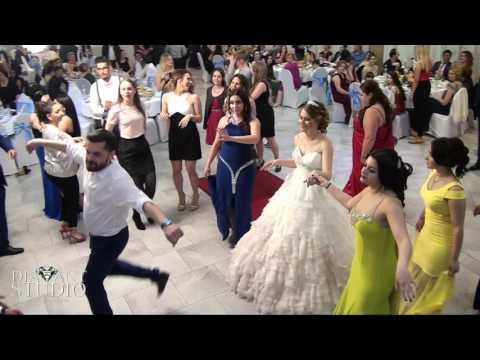 15 - Martesa e Shabanit me Giuliana - 28.04.2017 - Daim Lala & Naser Struja - Studio Diamant