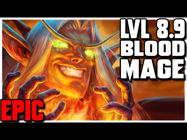Grubby | WC3 | EPIC | LVL 8.9 BLOODMAGE!