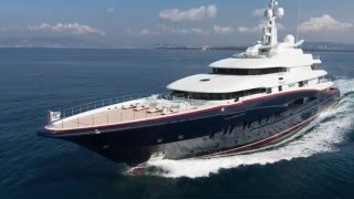 Step On Board Superyacht 'NIRVANA', Crystal Cruises' NEW Megayacht & much more