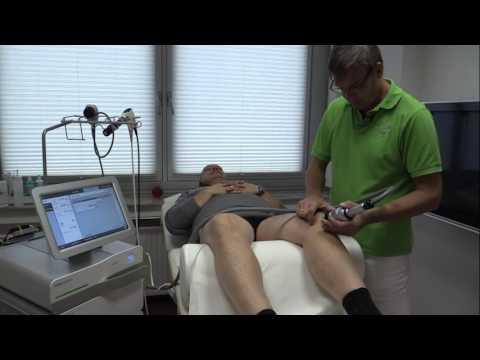 Dr  Bätje, Hannover   ESWT bei chronischem Patellaspitzensyndrom