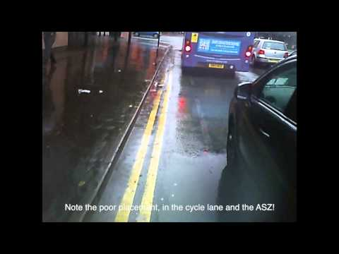 Idiotic First Bus Manchester Driver - (SMI13 NCO - SMI13NCO) - The Result