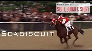 "Film Editor William Goldenberg, ACE Discusses Editing the Exciting Climax of ""Seabiscuit"""