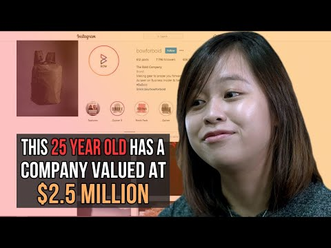 This 25-Year-Old Has A Company Valued At $2.5 Million