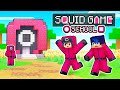 The PINK SOLDIER School In Squid Game!