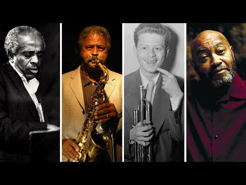 Barry Harris, Kenny Barron, Charles McPherson, Red Rodney Live in NYC 1992 [BOOTLEG]