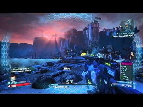 Borderlands 2 - The First 5 Minutes of Tiny Tina's Assault on Dragon Keep DLC |