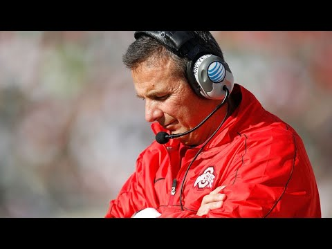 Ohio State football coach Urban Meyer on leave pending investigation