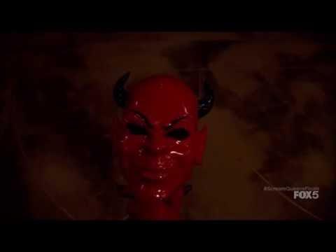 Scream Queens 1x12 - Pete reveals the Red Devil scheme to Grace (part 1)