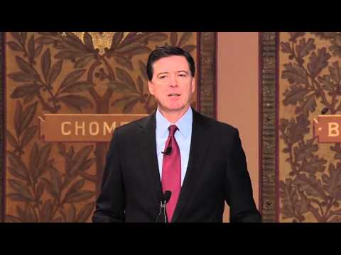 FBI Director James B. Comey on Law Enforcement and Race