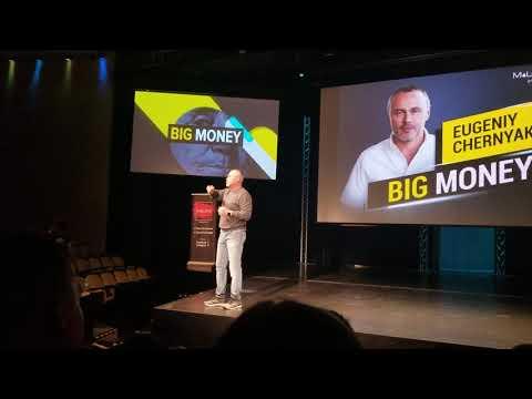 Evgeniy Chernyak about Big Money & Smart Money Евгений Черняк