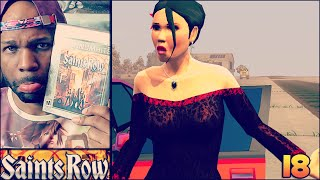 Saints Row Gameplay Walkthrough - Part 18 - Almost Rage Quit