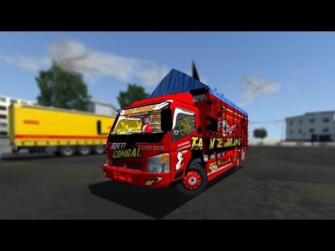 Stut Jack With Canter Cabai || Bandung - Yogyakarta || IDBS Truck Simulator Indonesia