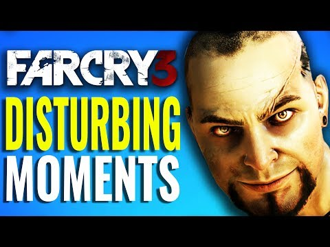 Far Cry 3 Disturbing Moments - Vaas The Psycho, Citra The Tribal Leader & More
