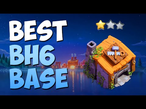 NEW BH6 BASE COPY LINK 2020 | Best Builder Hall 6 Base - Anti 1 Star | Clash Of Clans