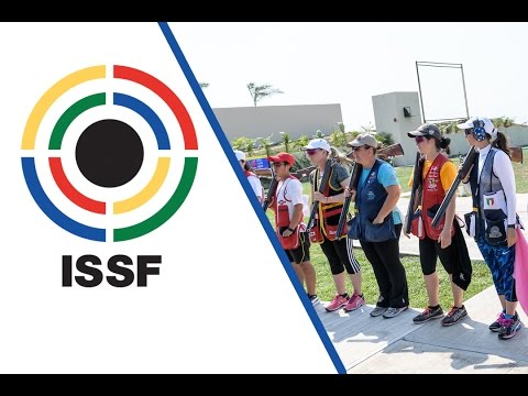 Skeet Women Final - 2017 ISSF World Cup Stage 2 in Acapulco (MEX)