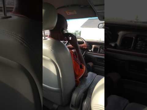 Coolest cab driver