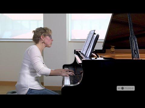 Apprenez à jouer du piano avec Jennifer Bourdages (Piano solo, Orchestre Métropolitain)