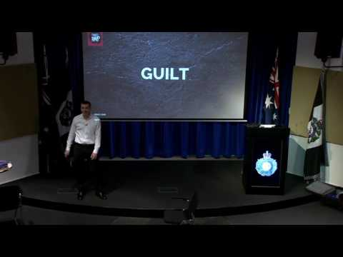 'Effects of shooting on my parents' – Australian Federal Police HQ, Canberra