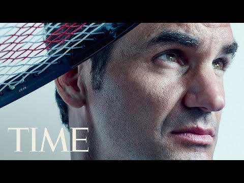 Roger Federer On His Journey To Becoming A Tennis Legend | TIME 100 | TIME