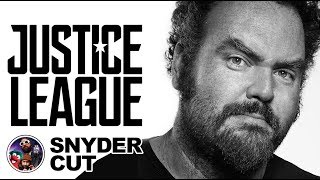 JUSTICE LEAGUE: Jon Schnepp Was Right! (In Search of the Snyder Cut)
