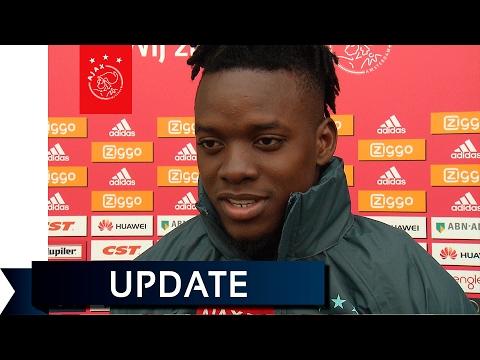 Video (5:48) Traoré is klaar om te spelen