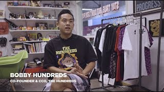 WARNER BROS. INTERVIEWS BOBBY HUNDREDS :: THE HUNDREDS X LOONEY TUNES